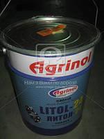 Смазка Литол-24 Агринол (Ведро 17кг). Литол - 24