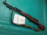СКС с игольчатым четырехгранным штык-ножом (Самозарядный Карабин Симонова) Макет массогабаритный, фото 1