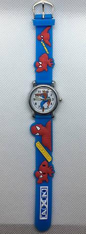 Детские наручные часы для мальчика SPIDER-MAN (голубые), фото 2