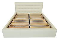 Кровать Честер в кожзаме