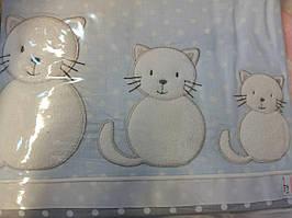 "Змінна постіль Tuttolina ""Family Cats""11"