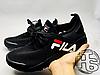 Женские кроссовки Fila Mind Zero Classic Black, фото 4
