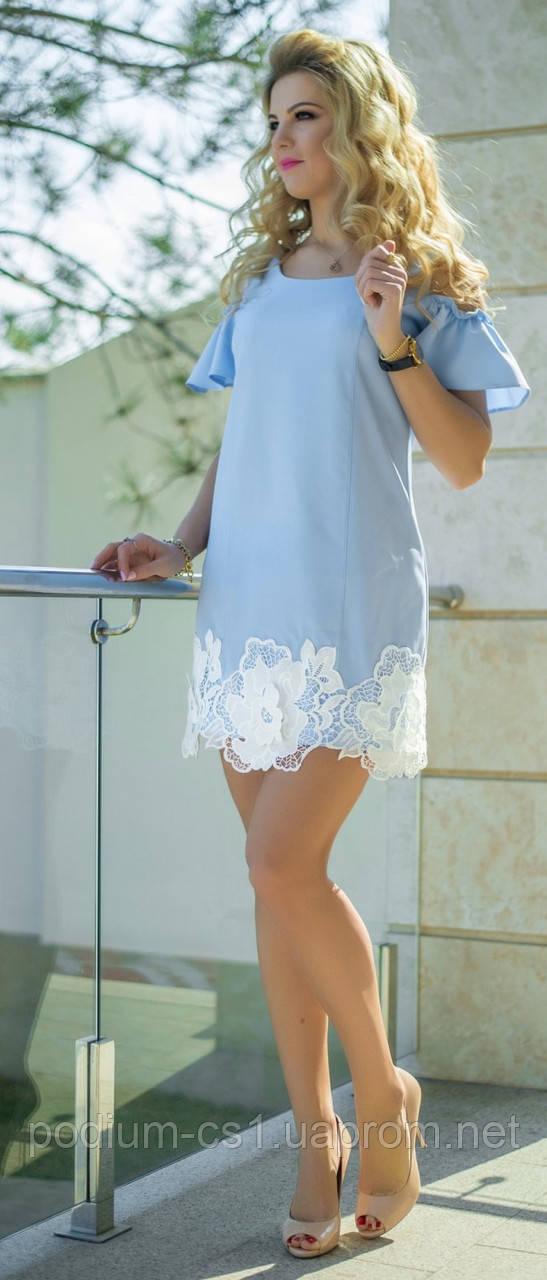 939e89b0997181c Летнее платье с открытыми плечами: продажа, цена в Харькове. платья ...