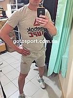 Футболка мужская спортивная Reebok UFC + шорты