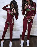 Летний женский спортивный костюм Gucci 830e6948b06