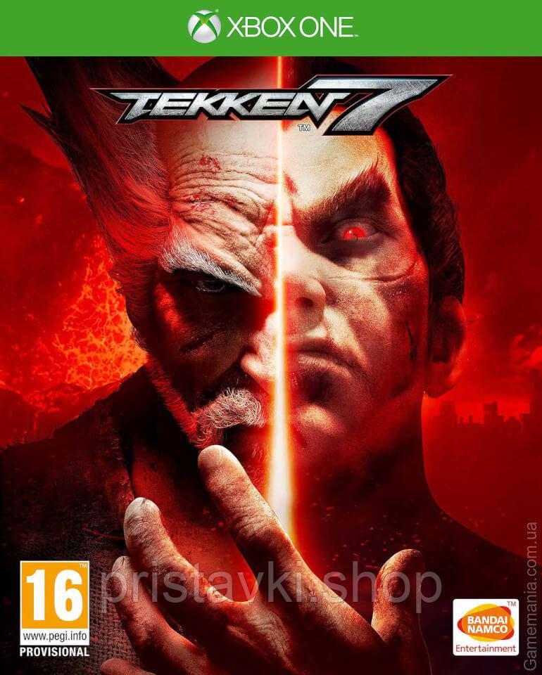 Tekken 7 XBOX ONE \ XBOX Seires X