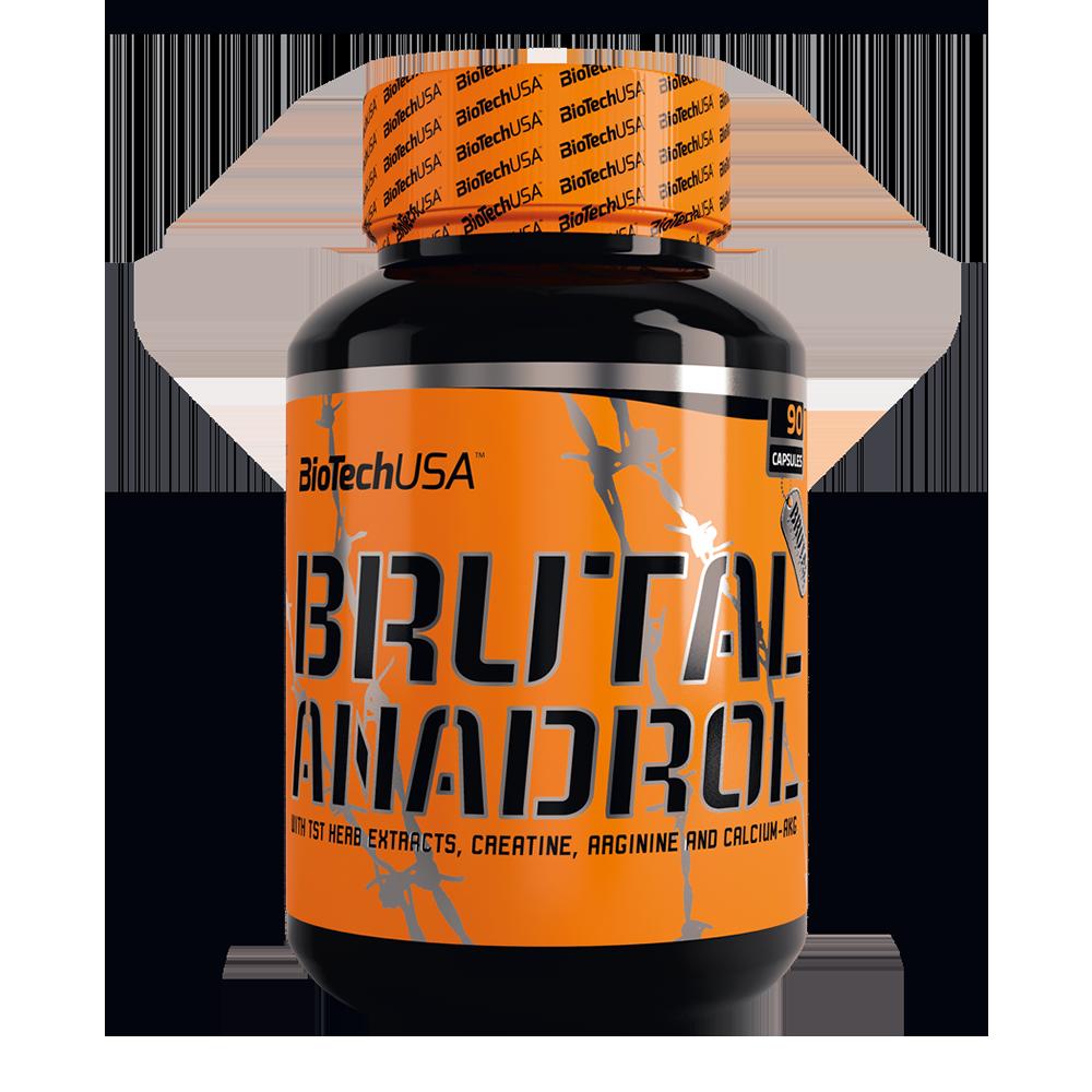 Тестостероновый бустер BioTech USA Brutal Anadrol 90 caps