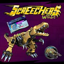 Машинки-трансформеры Дикие Скричеры/ Screechers Wild