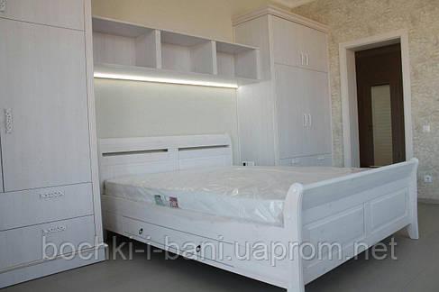 Спальный гарнитур из массива, фото 2