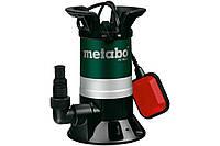 Насос занурювальний Metabo PS7500S д/брудної води (0,45кВт; 7500л/год) 0250750000