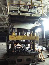 Пресс гидравлический усилием 400т фирмы SCHAFER