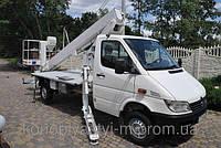 Услуги автовышки до 20 метров от 2000грн.