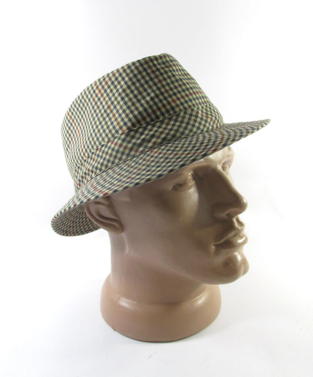 Шляпа Mayser Castel 3811, 55 см, шерсть-полиестер, Как Новая!