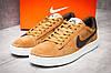 Кроссовки мужские Nike SB, коричневые (1012-4),  [   45  ]