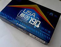 Препарат для повышения  потенции USA 190  ,виагра, 4 капсул