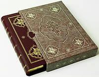 Библия формат 047 DCti Неканоническая вишневая, фото 1