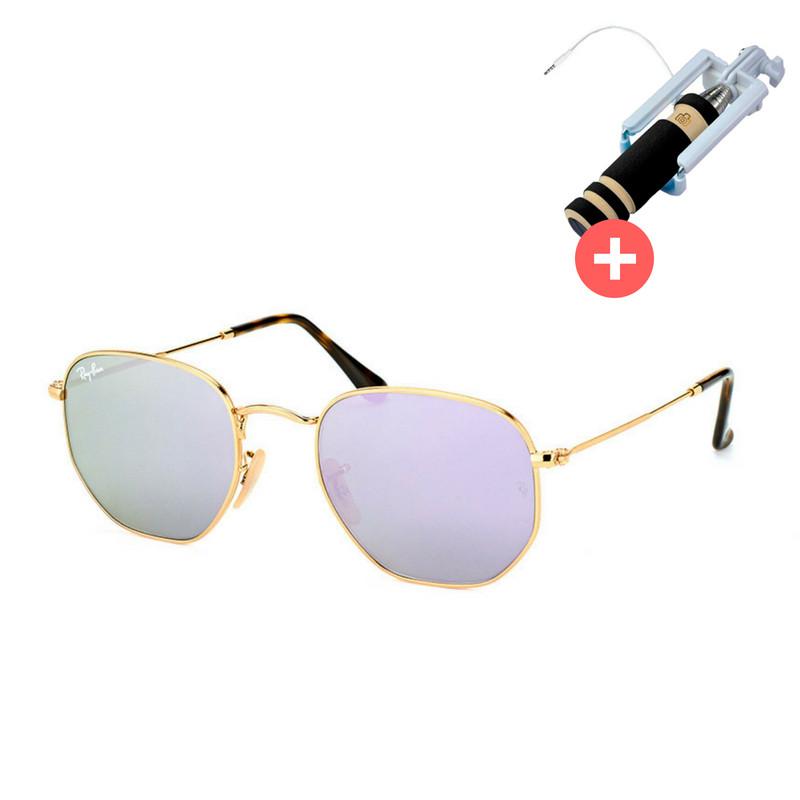Очки солнцезащитные Ray Ban 2018 «Излучение света»  продажа 331fd396538a6