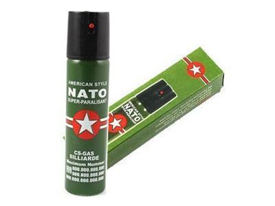 Баллончик струйный  газовый  НАТО , 10сек
