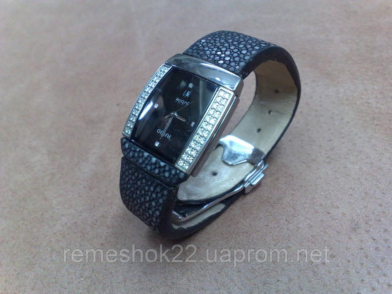Заказать Ремешок из СКАТА для часов RADO в Киеве от мастерской по ... c160937cc47ed