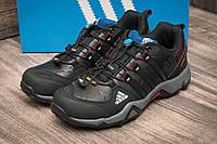 Кроссовки мужские Adidas GORE-TEX, черные (1022-1),  [   44  ], фото 1