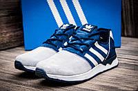 Кроссовки мужские Adidas ZX FLUX BB2211, серые (2514-1),  [  41 43 44 45  ]