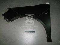 Крыло переднее левое Skoda FABIA 07- (TEMPEST). 045 0512 311