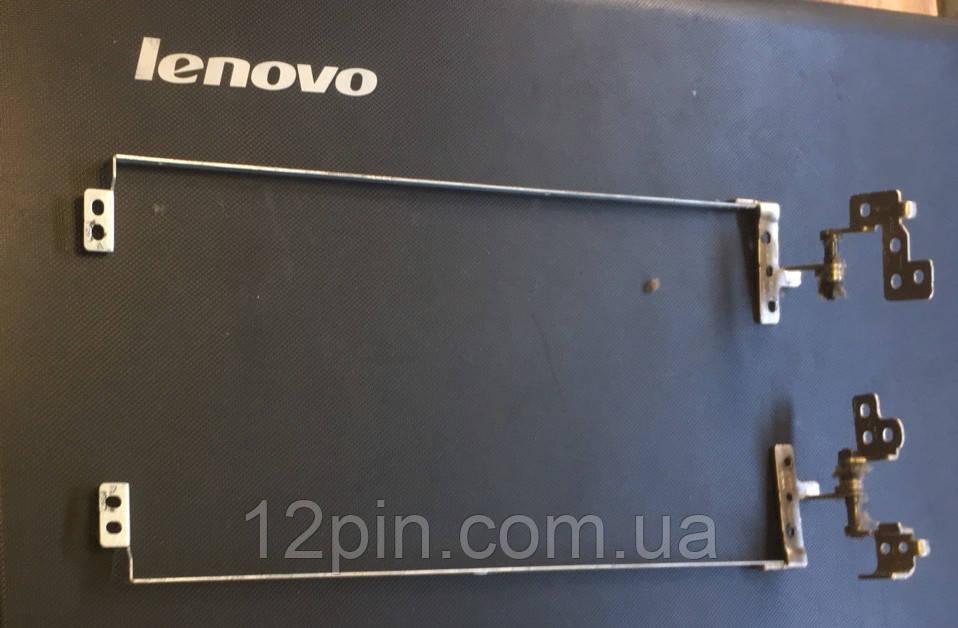 Петли  Lenovo G510 б.у. оригинал.