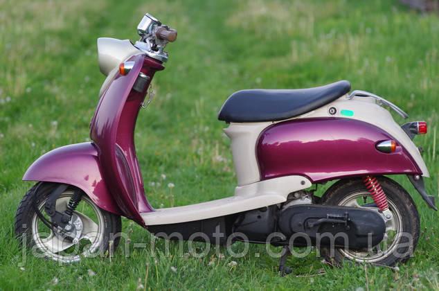 Скутер Yamaha Vino (вишнёвый)
