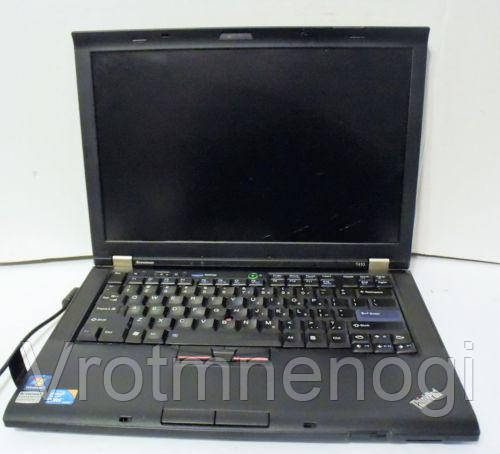 Ноутбук  Lenovo ThinkPad T410 Intel Core i5 2.4GHz 2GB RAM 160GB 14&qu
