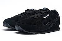 Кроссовки мужские Reebok Classic, черные (1072-2),  [   44 45  ], фото 1