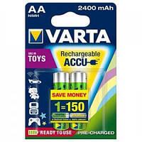 Аккумулятор Varta AA TOYS Accu 2400mAh * 2 (56786101402)