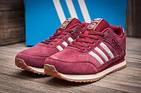 Кроссовки мужские Adidas Spezial, бордовые (11373),  [   43 44 45  ], фото 1