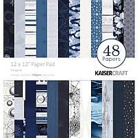 Набір двостороннього паперу -  Stargazer - Kaisercraft - 30х30 - 24 л