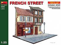 1:35 Французская улица, MiniArt 36006
