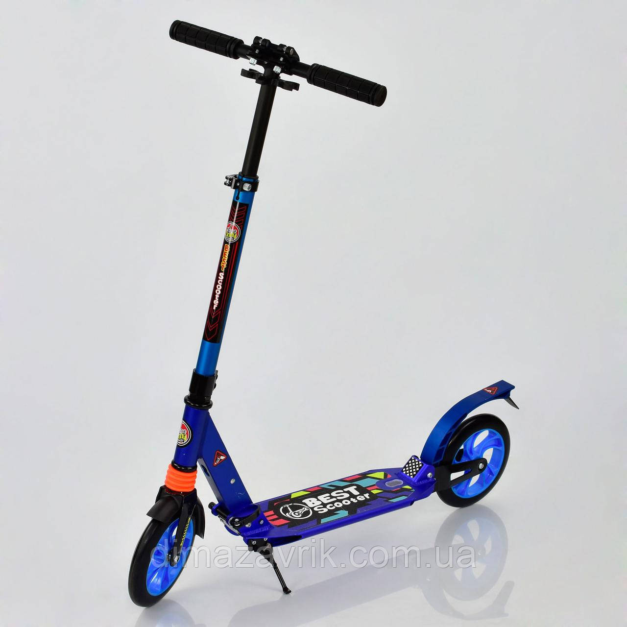 Самокат Best Scooter 692 Синий