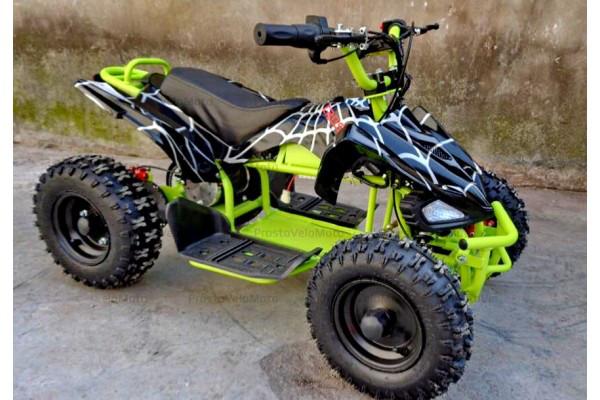 Квадроцикл детский EATV 90500 CROSSER SPIDER NEW 36V