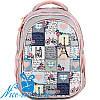 Школьный рюкзак с ортопедической спинкой Kite Junior K18-8001M-2