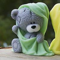 """Мыло ручной работы """"Мишка Тедди в полотенце"""", 75 грамм, фото 1"""