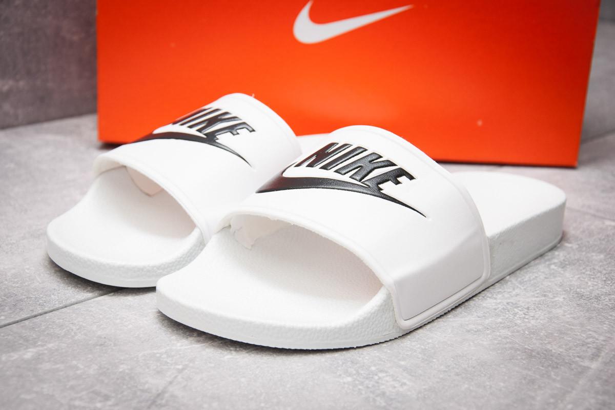 Шлепанцы мужские Nike FlipFlops, белые (13541),  [   41 42 43 44  ]