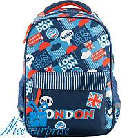 Школьный рюкзак с ортопедической спинкой Kite Junior K18-831M