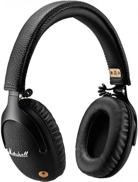Оригинальные наушники Marshall Monitor Bluetooth Black