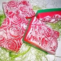 """Мыло ручной работы """"Ароматная роза"""""""
