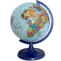 Глобус 16 см политический