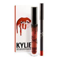 Матовая помада + карандаш Kylie Matte LIP KITS|22