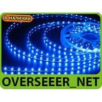 Светодиодная лента SMD3528 премиум 120 шт./метр Синяя
