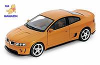 Коллекционная машинка 2005 PONTIAC GTO RAM AIR 6