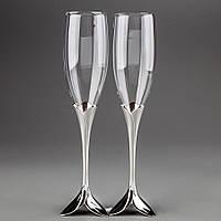 Свадебные бокалы Вечная любовь 005GT-1