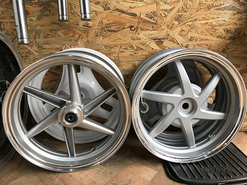 Литые диски Honda dio (25,28,35) tact 30