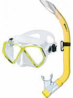 Детский набор для плавания Mares Zephir Jr (маска+трубка)