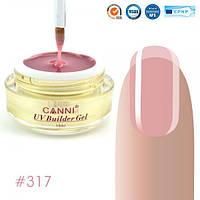 Конструирующий гель Canni 317 Natural Pink